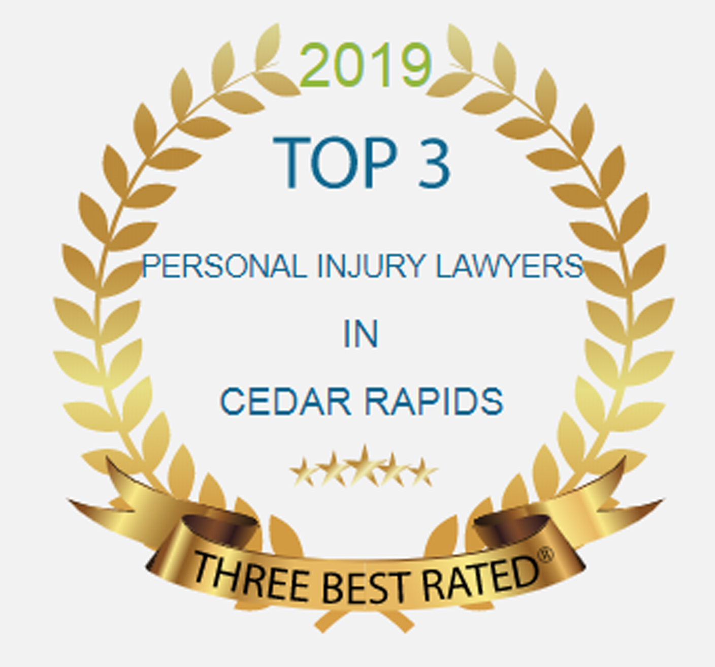 Darin Luneckas Makes Three Best Personal Injury Lawyers List